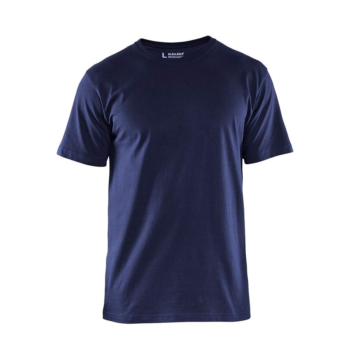 T-shirt Schwarz 4XL
