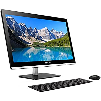 "2017 Newest Flagship Model Asus 21.5""Full HD (1920x1080) Premium High Performance All in One Desktop, Intel Dual-Core Celeron, 2GB RAM, 500GB HDD, Windows 10"