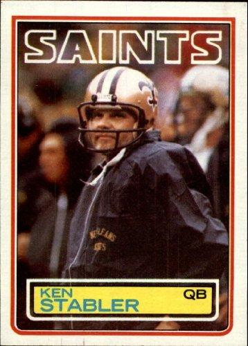 1983 Topps #118 Ken Stabler