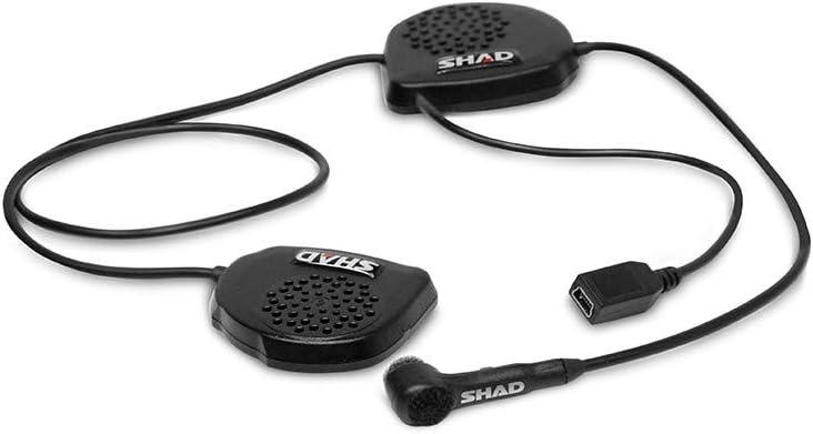 Kit mano libres Intercom Bluetooth Shad bc22- x0bc22: Amazon.es: Coche y moto
