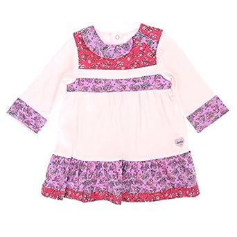 0f7a703b22b6e Kenzo - Robe rose liberty - Fille 6 mois  Amazon.fr  Vêtements et ...