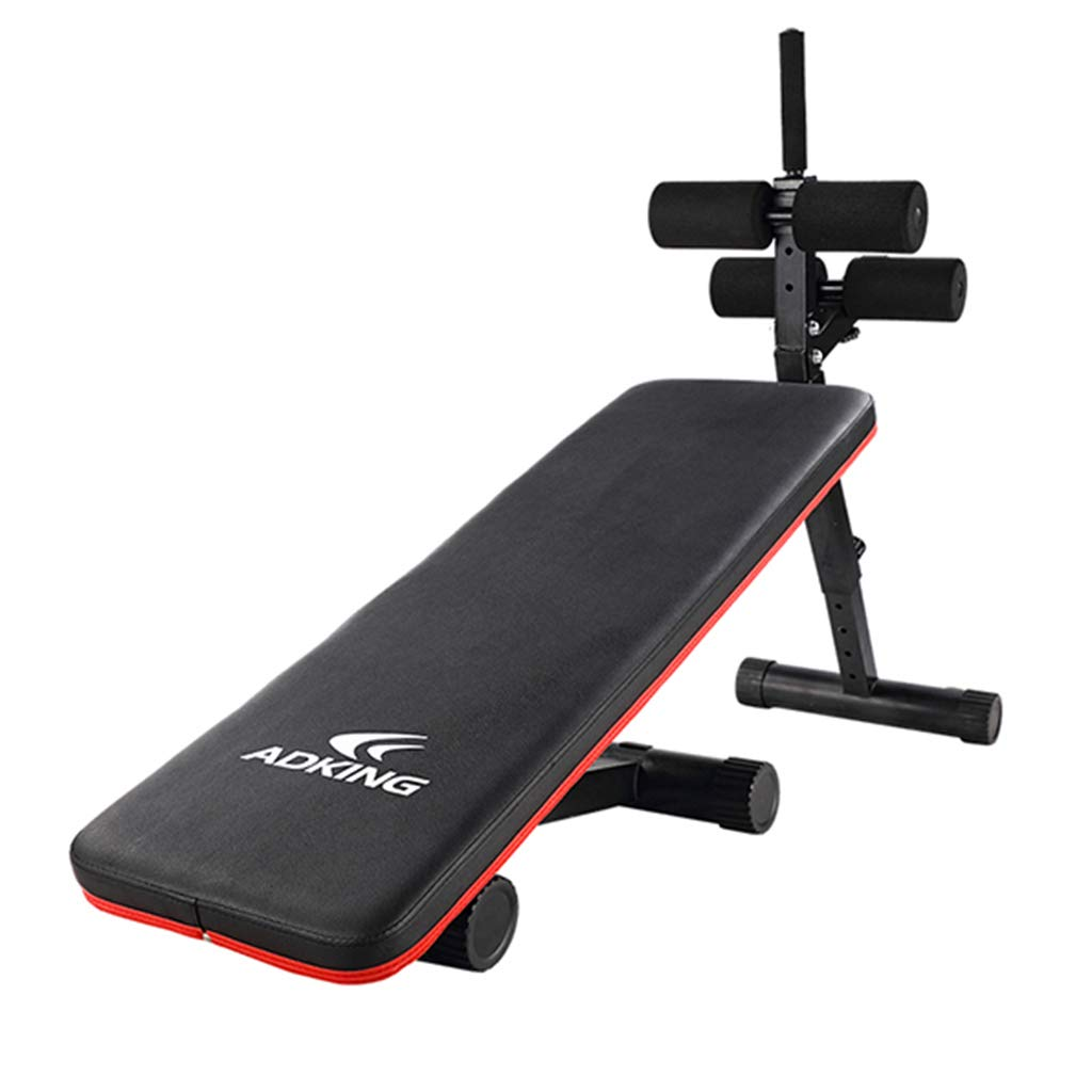 YXGH- Professionelle Hantelbank, sitzen Bank Fitness Training Hantelbank Workout, verstellbare Workout Bench, multifunktionale Fitnessgeräte (Tragfähigkeit 500 kg) Sportwaren