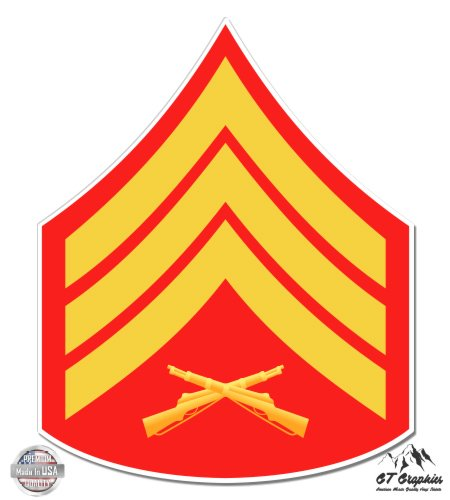 USMC E5 Sergeant Rank - 3