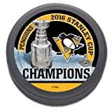 Pittsburgh Penguins 2016 Stanley Cup Champions NHL Collectors Puck