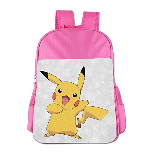 boys-girls-cute-cartoon-smile-pikachu-backpack-school-bag-2-colorpink-blue-pink