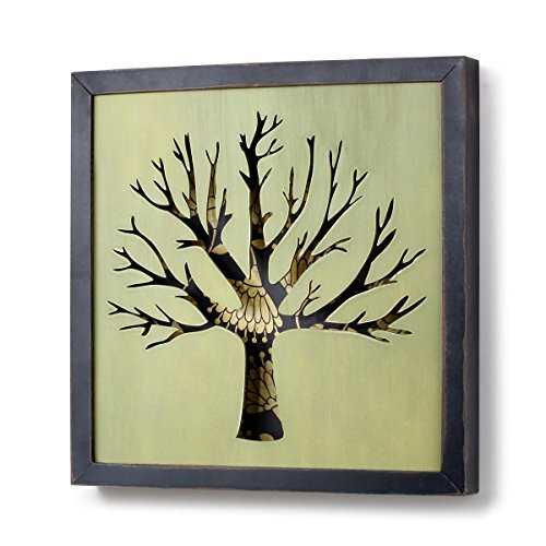 DEMDACO Tree Framed Shadow Box (Tree Shadow Box)