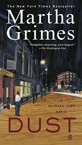 Dust: A Richard Jury Mystery