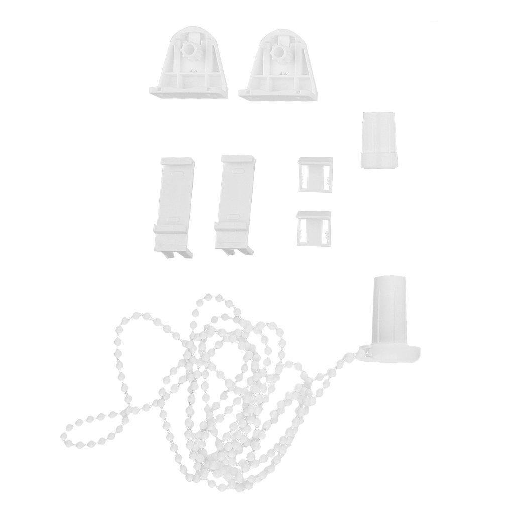 Sharplace Enrouleur Chaînette Ajustable de Store Enrouleurs pour Ecran Panneau 17mm