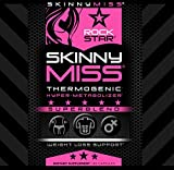 Skinny Miss Weight Loss Pills for Women, Diet Pills for Women, Hyper-Metabolizer, Thermogenic Weight Loss Support for Women