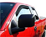 Auto Ventshade 194738 IN-CHANNEL VENTVISOR 4PC FORD F-150