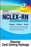 Mosby's Review Questions for the NCLEX-RN Exam - Pageburst e-Book on VitalSource + Evolve Access (Retail Access Cards), Nugent, Patricia M. and Green, Judith S., 0323113885