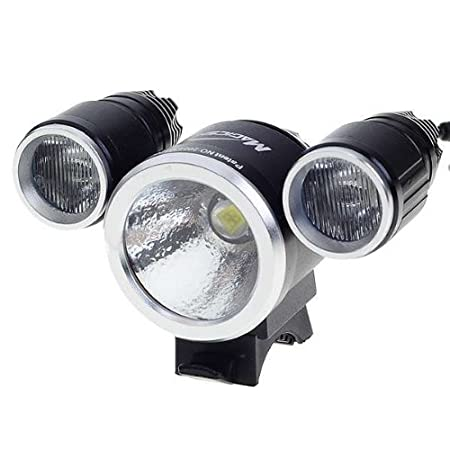 Helmet Head Strap SSC P7 LED Bike Light Magic Shine