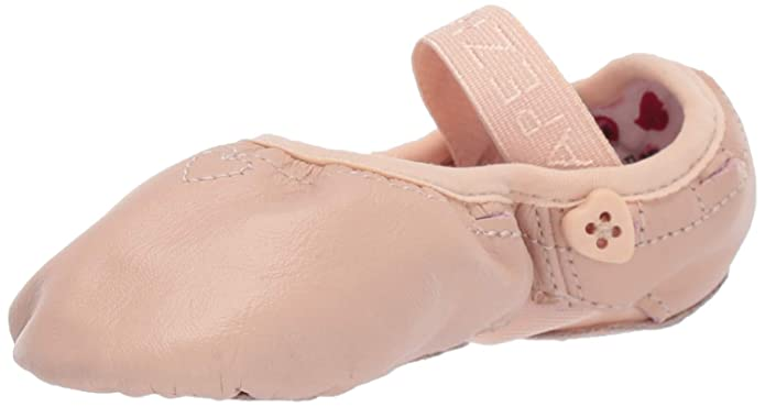 Capezio Love Ballet Flat (Toddler/Little Kid),Pink,10 M US Toddler