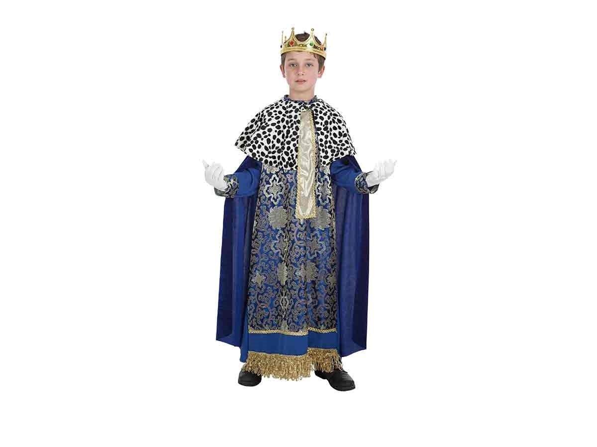CREACIONES LLOPIS Kostüm Melchor Kindergröße S Llopis 3579-1