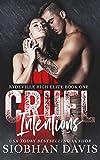 Cruel Intentions: A Dark High School Bully Romance (Rydeville High Elite Book 1)
