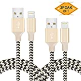 ilikable 2 Pack 6 ft iPhone Charger Cord - Best Reviews Guide