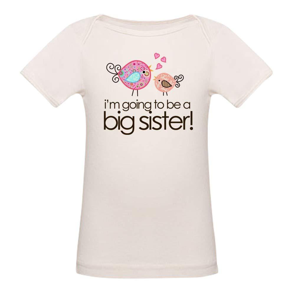 CafePress Master Whimsy Birds Back T Shirt Organic Baby T