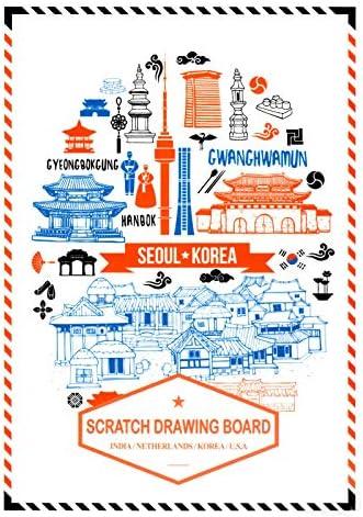 セイ スクラッチ Drawing Board ワールドツアー1 (SEI Scratch - World Tour-1)