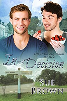 In-Decision (Left at the Crossroads Book 2) by [Brown, Sue]