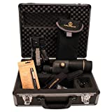Leupold 120560 GR Compact Spotting Scope Kit, Shadow Gray, 15-30 x 50mm