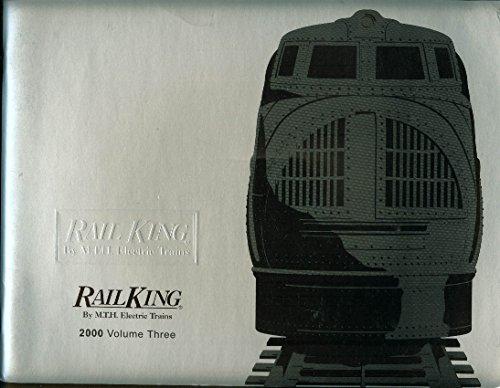 (MTH Electric Trains catalog RailKing 2000 Volume 3)