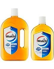 Walch Antiseptic Germicide, Original, 1L + 630ml