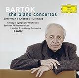 Music : Bartok: The Piano Concertos 1-3