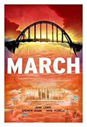 March (Trilogy Slipcase Set) by John Lewis (2016-09-06)