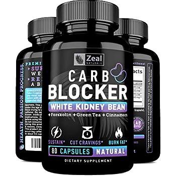 Amazon.com: Keto Carb Blocker Capsules - 180 Count - Ketosis ...