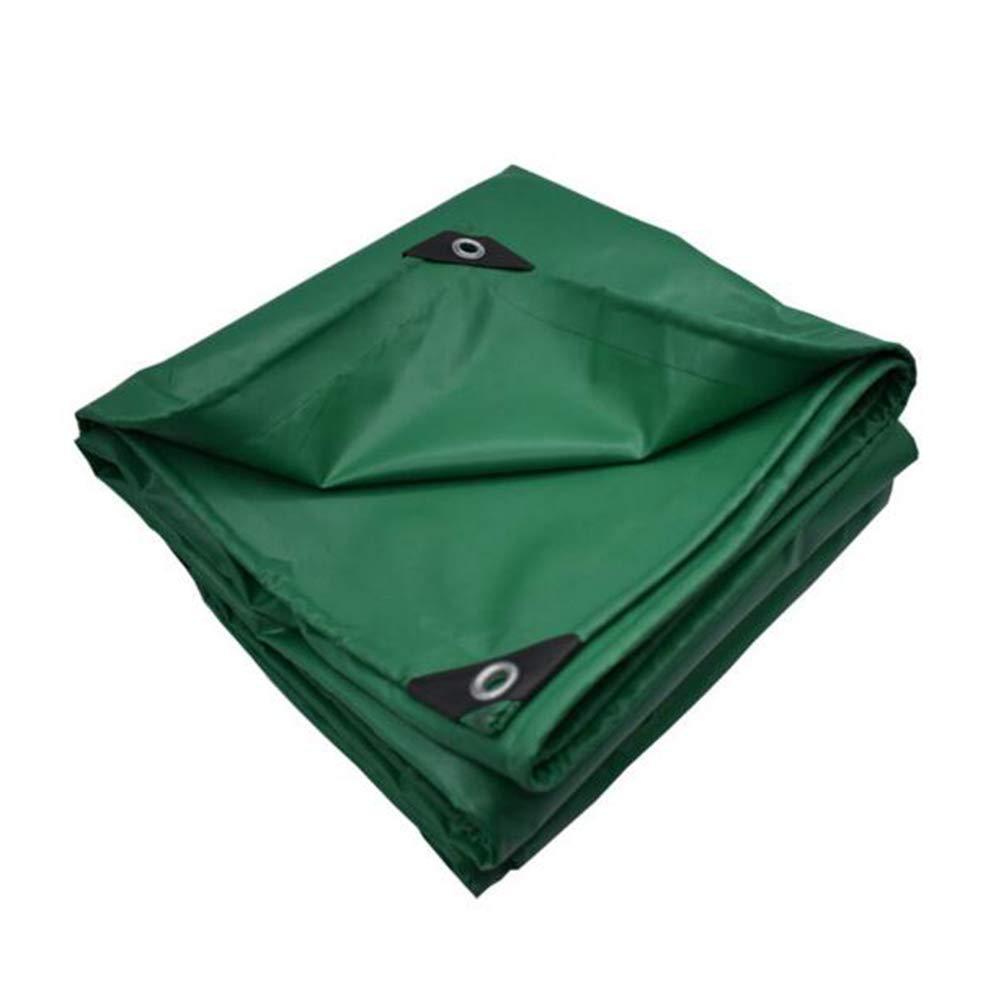 【格安saleスタート】 DALL ターポリン タープ カーターポリン シェッドクロス 耐久性のある レインターポリン 日焼け止め 耐久性のある ターポリン : 防水 (色 : Green, サイズ さいず : 3*4m) 3*4m Green B07KRV5QW1, 五島糸店:49315ee8 --- sabinosports.com