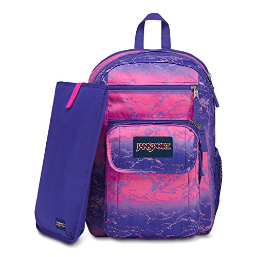 JanSport Digital Student Laptop Backpack - Ombre Splash