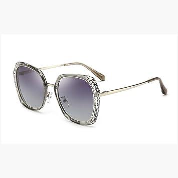 Gafas De Sol, Moda Mujer Gafas De Sol Polarizadas Retro ...