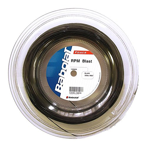 Babolat RPM Blast 18 Reel String Black (18g)