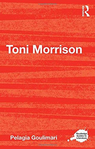 Toni Morrison (Routledge Guides to Literature)
