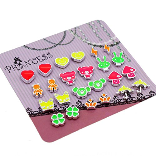 Pack Color Magnetic Earrings Girls product image