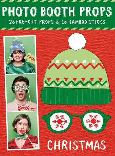 Holiday Photobooth Props