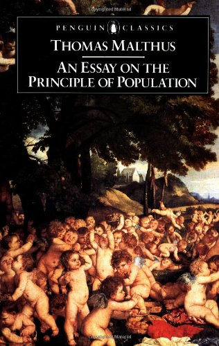 An Essay on the Principle of Population and A Summary View of the Principle of Population (Penguin English - Birmingham Blue Planet