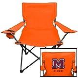 Maryville Deluxe Orange Captains Chair 'Alumni'