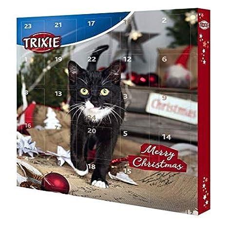 Trixie Calendario De Adviento para gatos: Amazon.es: Productos para mascotas
