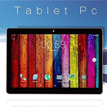 Price comparison product image 2017 New original 10-inch Tablet PC 3G Tablet phone 1280x800 IPS Android 7.0 Octa core MTK6592 RAM 4GB ROM 64GB dual SIM card 2G Google Tablet PC WIFI dual camera 8.0mp Bluetooth GPS 7 8 9 10.1 gift