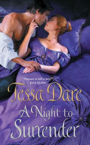 book cover of A Night to Surrender