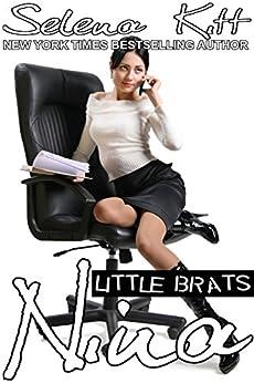 Little Brats: Nina: Forbidden Taboo Erotica by [Kitt, Selena]