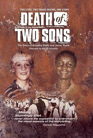 Amazon com: Death of Two Sons: Kadiatou Diallo, Rick Thyne, Alpha