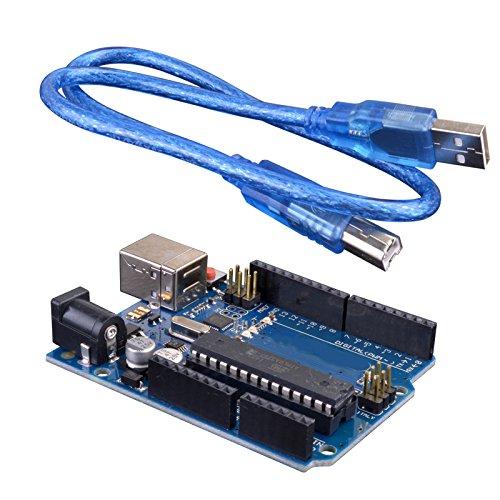 UNO R3 ATmega328P Development Board for Arduino - 9