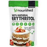 Erythritol Sweetener Granular (1.14 KG / 40 OZ) - No Calorie Sweetener, Non-GMO, Natural Sugar Substitute (2.5 Pounds)