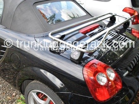 Toyota MR2 Roadster Luggage Rack (Mr2 Toyota Roadster)