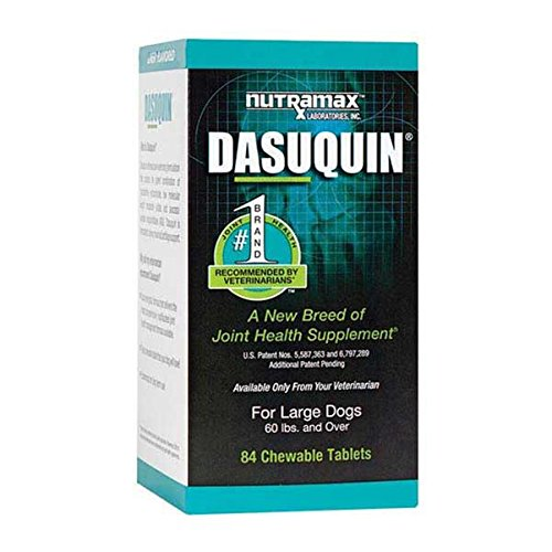 Nutramax Dasuquin LG Dogs 84 Chew Tab, for Dogs Over 60 Pounds