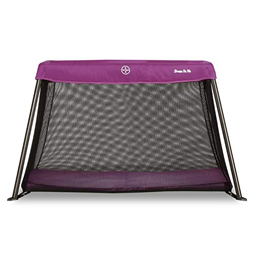 Dream On Me, Travel Light Playard, Pink