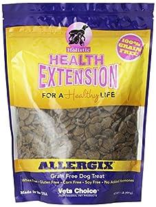 durable service Health Extension Allergix Grain Free Treats