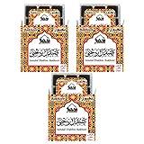 Dukhni Oud Bakhoor - Set of 3 Tray) (Dukhni Sandal)